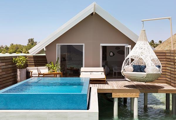 LUX* SOUTH ARI ATOLL MALDIVES PACKAGE 4
