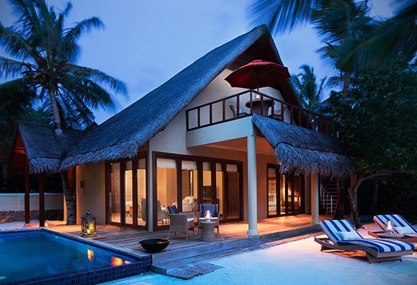 Taj Exotica Maldives Package