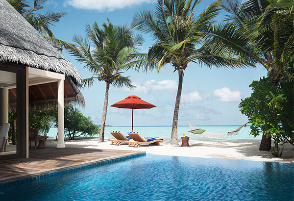 Taj Exotica Maldives Package 2
