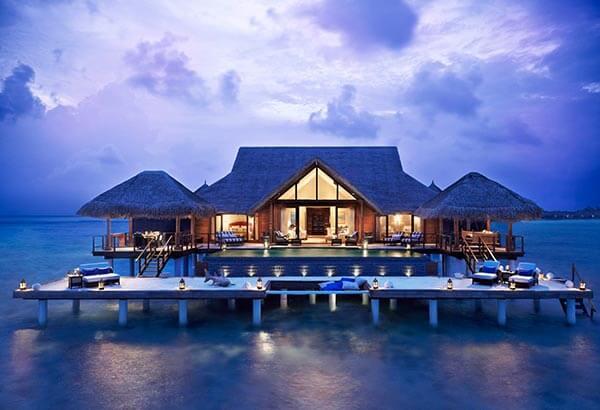 Taj Exotica Maldives Package 4